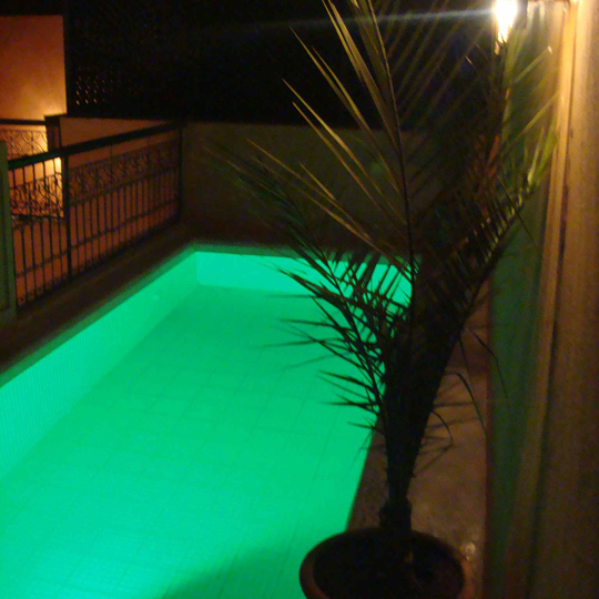 PISCINE RIAD MARRAKECH